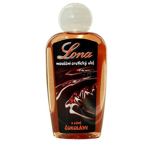 Lona čokoláda olej 130 ml